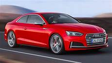 Audi Says Its New 354 Horsepower S5 Coup 233 Has High Tech