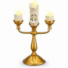lumiere la e la bestia candelabro lumiere la y la bestia disney store 27 cm