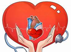 Gambar Orang Sakit Jantung Kartun