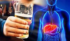 drinking alcohol every day for a month it could trigger