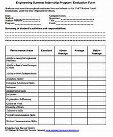 sle program evaluation form 9 exles in word pdf
