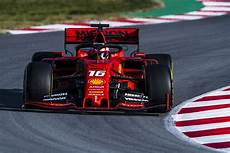 formula 1 2019 test barcellona