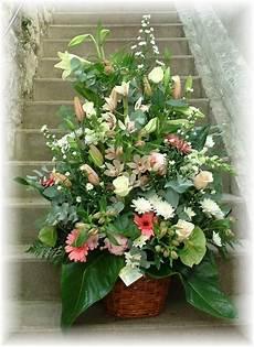 Corbeille Fleurs Mariage Du Japon Et Des Fleurs