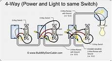 Electrical Removing Switches From 4 Way Switch Home