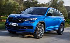 2018 skoda kodiaq rs wallpapers and hd images car pixel