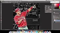 Basic Photoshop Sports Editing Tutorial
