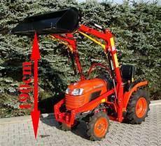 Kleintraktor Allrad Traktor Kubota B1220 12 0ps Neu