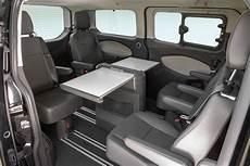 Ford Tourneo Custom Business Edition - interior ford tourneo custom business edition 2015 pr