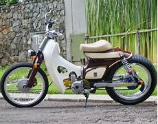 Modifikasi Motor Grand Klasik by Foto Modifikasi Honda Astrea Grand Pemenang Kontes