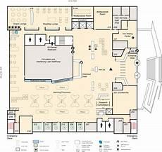 floor maps gw libraries