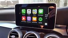 Apple Carplay For 2016 And 2017 Mercedes With