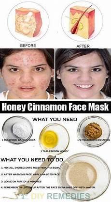 gesichtsmaske selber machen diy kosmetik rezepte gegen
