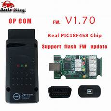 free shipping v1 70 opel obd2 op with pic18f458 chip