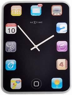 nextime iphone clock klokken clocks gespot door