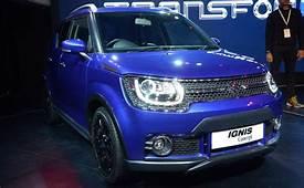Maruti Suzuki Ignis India Launch Date Revealed  CarandBike