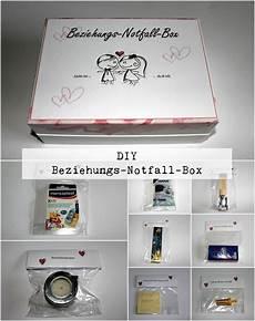 diy beziehungsnotfallbox geschenke geschenkideen und