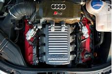 2007 audi rs4 supercharged monster dzmedia