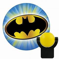 projectables 14536 batman bat signal led plug cool to the touch ceiling wall new ebay