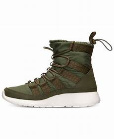 nike s roshe run hi sneakerboots from finish line in