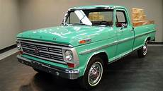 1968 ford f100 ranger 360 v8 fresh restoration