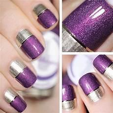 extravagant nail art tutorial alldaychic