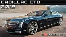 2019 cadillac ct8 review rendered price specs release date