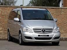 Mercedes Viano Gebraucht - 2013 used mercedes viano 2 2 cdi ambiente ext