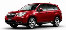 subaru forester 2018 2018 subaru forester release date changes engine