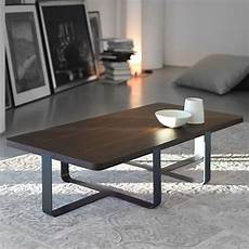 table basse metal inn2 table basse de design en m 233 tal avec plateau en
