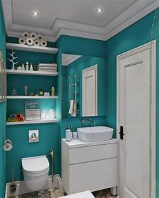 Bathroom Ideas Teal by Teal Bathroom Interior Design Ideas
