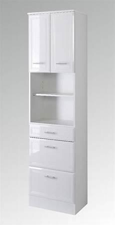 badezimmer hochschrank 60 cm breit badezimmer hochschrank wei 223 hochglanz badezimmer