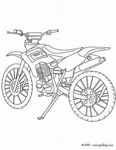une clé colorée coloriage motocross classique dessin gratuit 224 imprimer