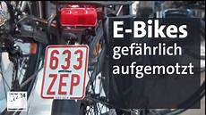 Illegaler Trend E Bike Tuning Br24