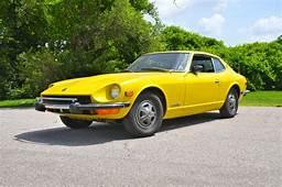 A Short Drive In Mr K's 1974 Datsun 260Z  Hemmings Daily