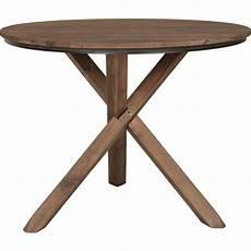 esstisch rund holz runder tisch holz massiv esstisch rund tisch im