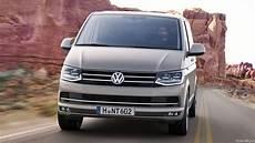 Review Volkswagen T6 Multivan Comfortline Generation Six 2