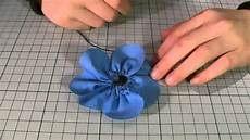 blume aus herzen stoffblume dekoblume