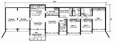 earth berm house plans earth house plan chp 30097 at coolhouseplans com