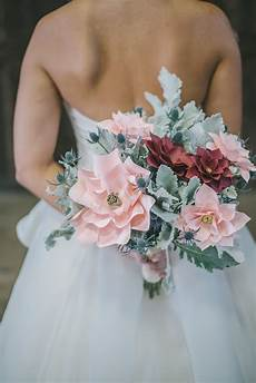 wedding bouquet ideas not flowers trending live flowers not an option check out this