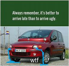 Ze Ct Adventures 173 Fiat Multipla Arriving Late And