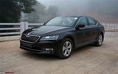 Skoda Superb Official Review Team Bhp