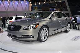 2017 Buick LaCrosse Video Preview