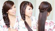 3 cute easy summer hairstyles for medium to hair