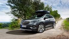 Opel Grandland X Tuning - practical accessories for opel grandland x