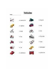 vehicles free worksheets 15173 vehicles worksheets