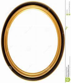cadre ovale pour photo cadre de tableau antique ovale image libre de droits
