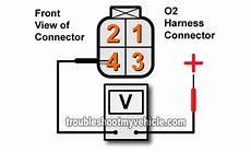94 honda o2 sensor wire diagrams part 2 how to test trouble code p0135 1995 2000 honda 1 6l