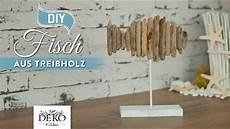 diy deko fisch aus treibholz selber machen how to