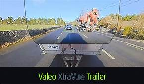Valeo Previews Invisible Trailer System At CES 2019