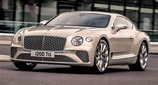 2021 bentley continental gt mulliner revealed as series new luxury carscoops